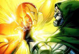 Homem de Ferro se une ao Doutor Destino contra o Papai Noel em HQ