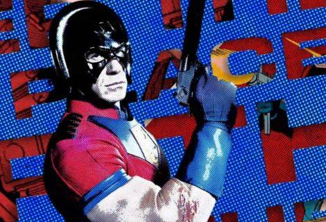 O Esquadrão Suicida: o Pacificador, de John Cena, ganhará série própria