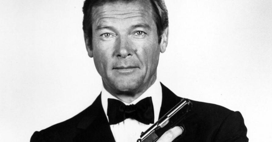 007 James Bond Roger Moore