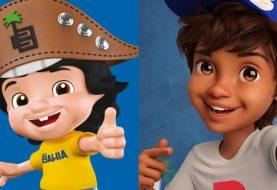 Bahianinho, mascote das Casas Bahia, vira adolescente com novo nome e visual