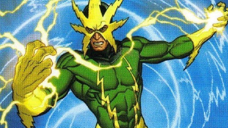 Electro-Homem-Aranha