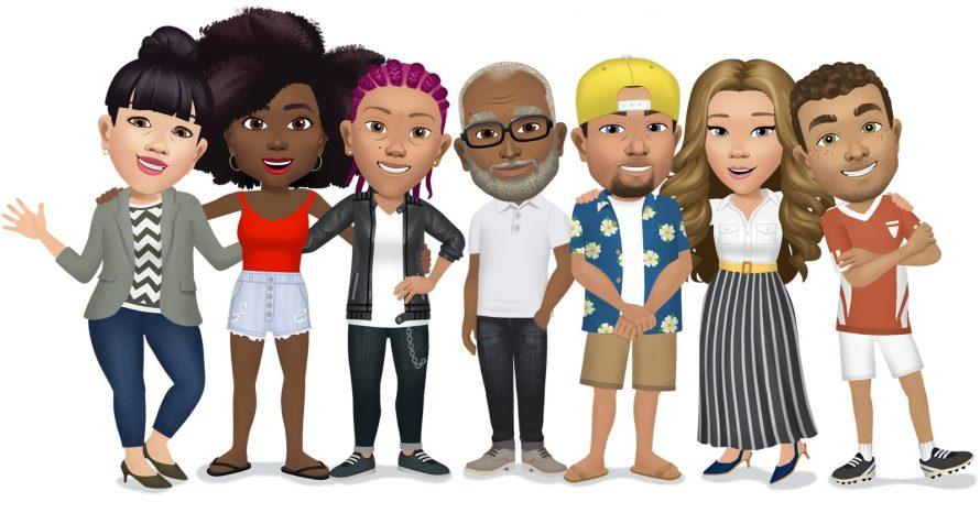Facebook libera avatares customizáveis e novidade bomba; veja como criar o seu