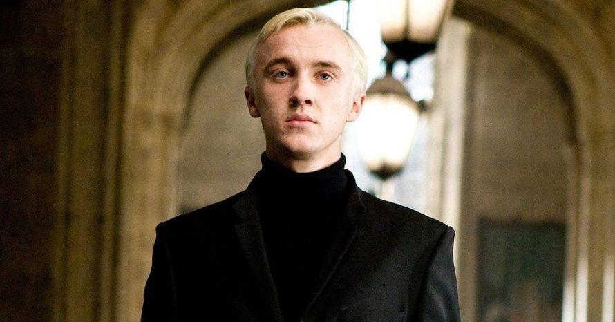 Tom Felton quer reunir elenco para celebrar os 19 anos de Harry Potter nos cinemas