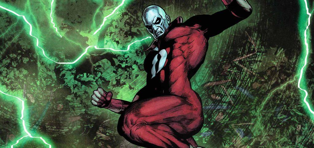 Liga da Justiça Sombria Deadman