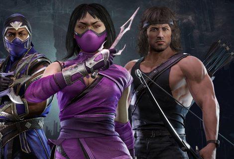 Mortal Kombat 11: game ganha versão Ultimate e DLC com Rain, Mileena e John Rambo