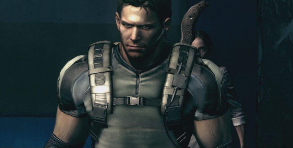 Resident Evil-Chris Redfield