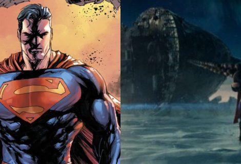 Superman guarda o Titanic como troféu e você nem sabia disso