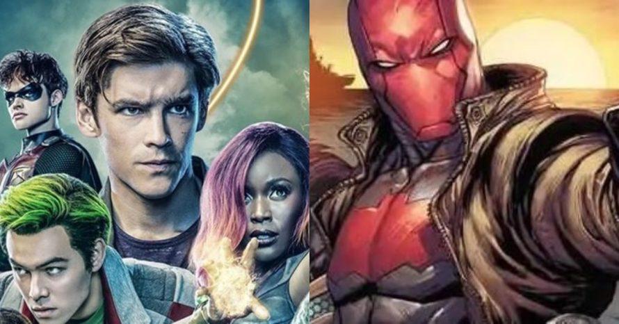 Titãs: revelado visual do Capuz Vermelho para a 3ª temporada