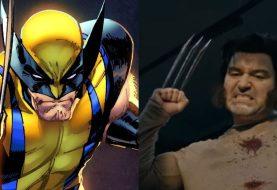 Wolverine: fã cria filme com versão mais velha e barriguda do Carcaju