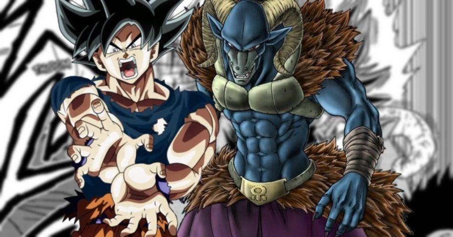 Dragon Ball Super: spoiler do mangá indica golpe mais poderoso de Moro