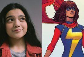 Ms. Marvel: Kamala Khan aparece fantasiada de Capitã Marvel em vídeo