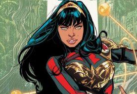 Nova Mulher-Maravilha dos quadrinhos da DC é brasileira