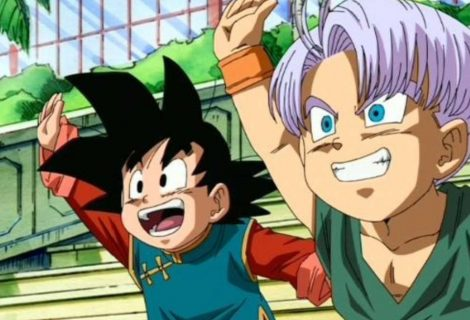 Dragon Ball: por que Trunks e Goten nasceram sem rabos de saiyajin?