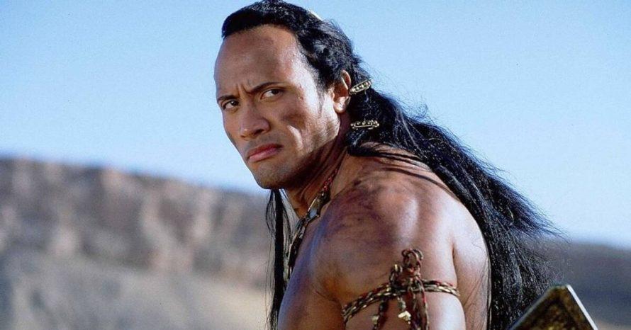 Dwayne Johnson confirma reboot de O Escorpião Rei, seu 1º filme como protagonista
