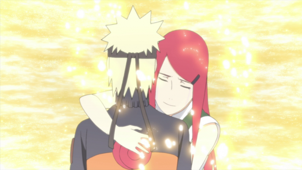 Kushina Uzumaki-Naruto