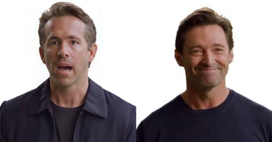 Em hilária propaganda, mãe de Ryan Reynolds defende Hugh Jackman