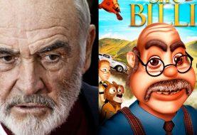 Sean Connery: último trabalho do ator foi em uma animação desastrosa