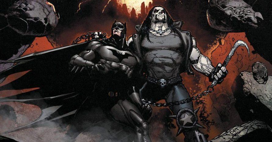 Fusão do Batman com o Lobo aparece nos quadrinhos da DC
