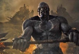 Liga da Justiça: armadura de Darkseid aparece em merchandising; veja