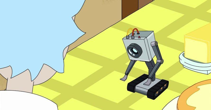 Rick & Morty: robô da manteiga pode ser comprado na vida real