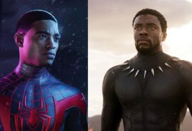 Spider-Man: Miles Morales tem homenagem a Chadwick Boseman