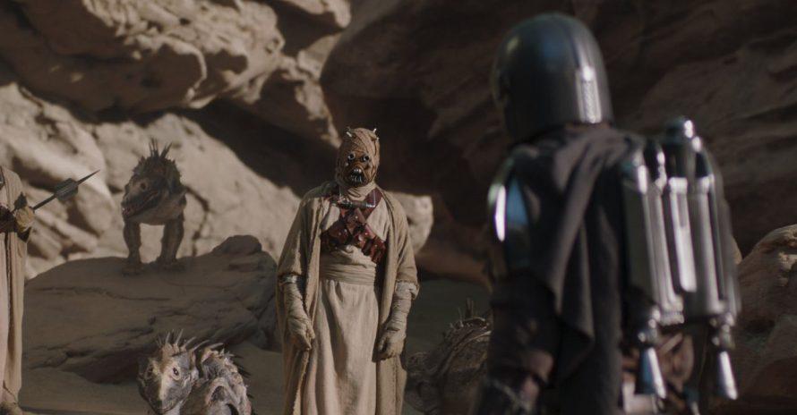 The Mandalorian: ator surdo criou linguagem de sinais do 'povo da areia'