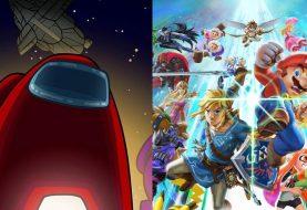 Among Us: arte transforma tripulantes em lutadores de Super Smash Bros.