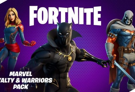 Fortnite: game lança skins do Pantera Negra, Capitã Marvel e Treinador