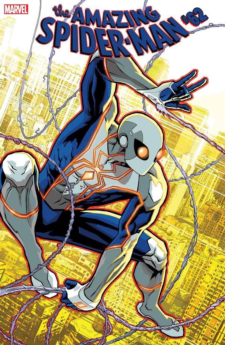 Homem-Aranha-novo traje