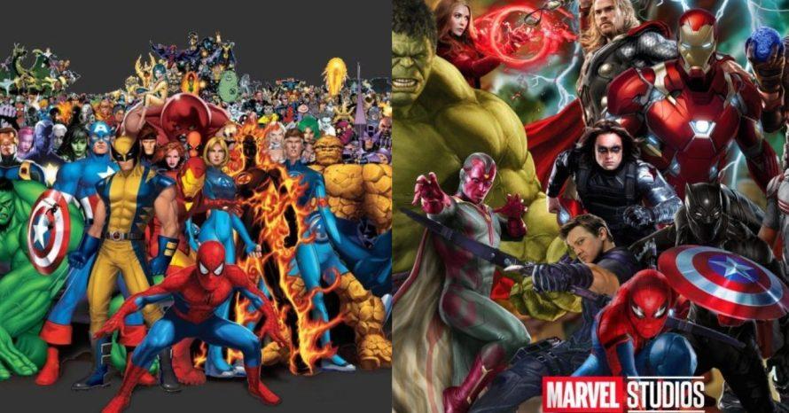 Multiverso está cada vez mais perto dos filmes e séries da Marvel