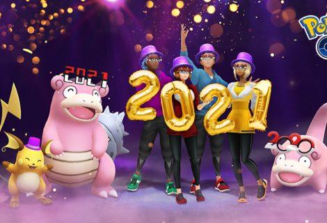 Pokémon Go anuncia evento especial para celebrar o ano novo