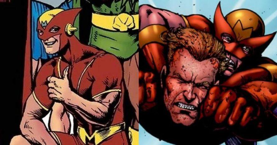 The Boys: paródia do Flash teve morte terrível na HQ da franquia