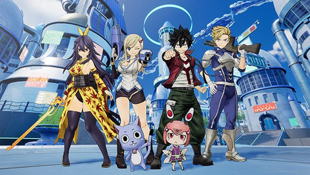 Animes 2021-Edens Zero