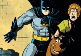 DC anuncia crossover entre o Batman e Scooby-Doo