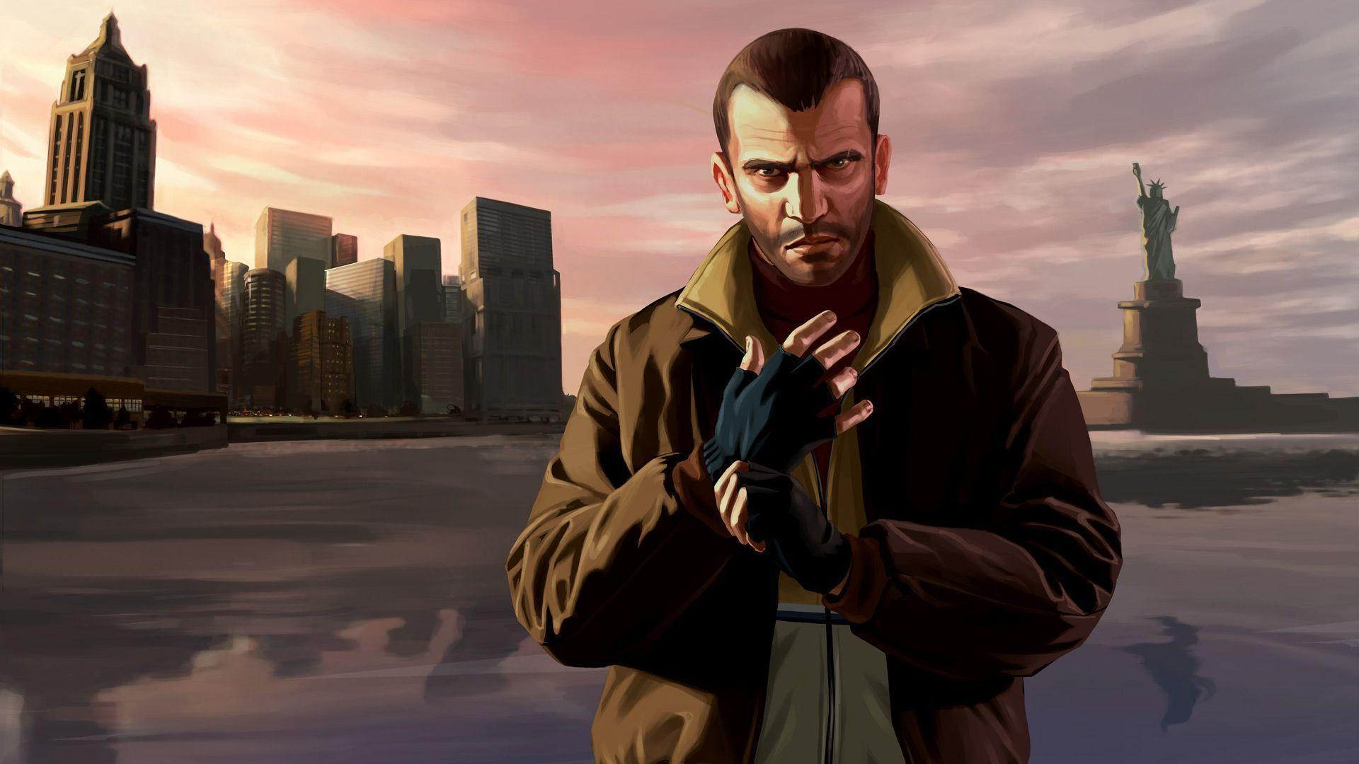 GTA-Protagonistas Niko Bellic