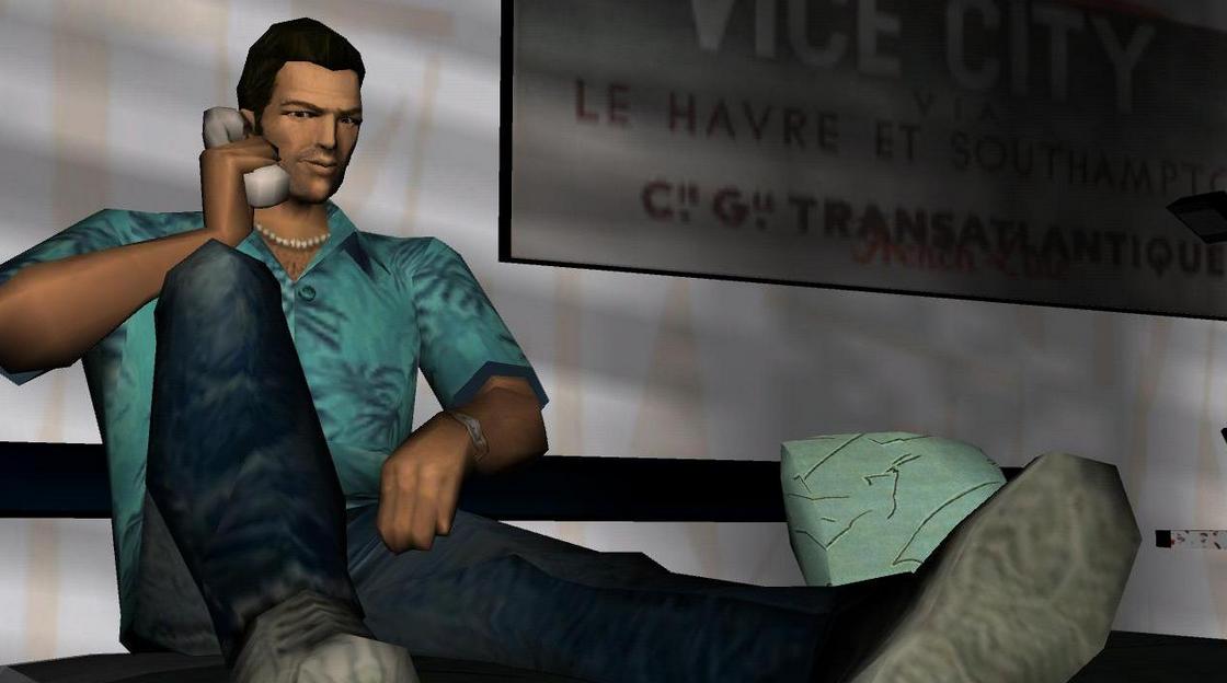 GTA-Protagonistas Tommy Vercetti