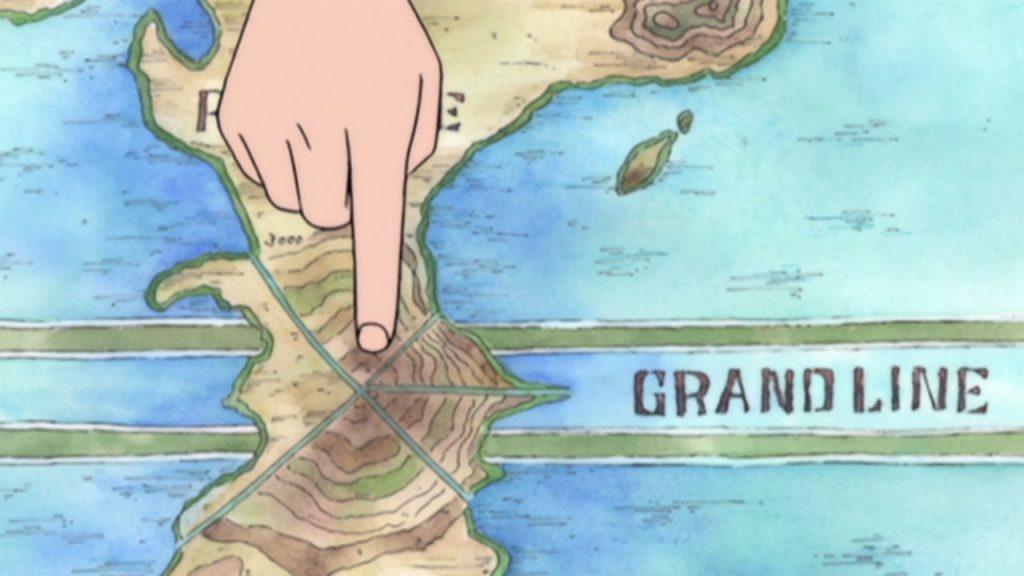 Grande Linha-One Piece