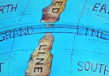 Grande Linha: tudo sobre esse local tão importante de One Piece