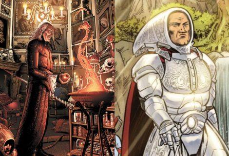 Isaac Newton já foi Mago Supremo nas HQs da Marvel, mas era um vilão