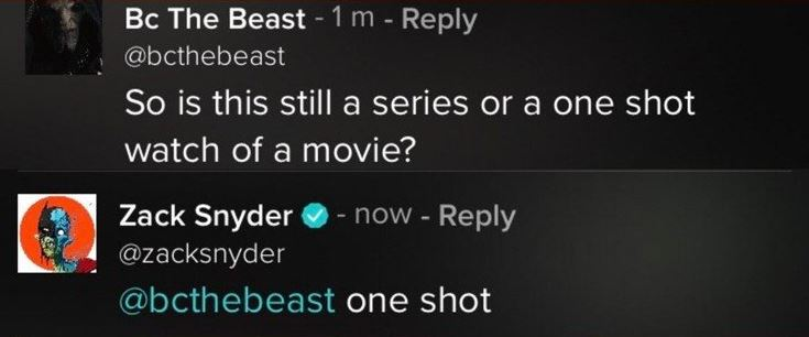 Liga da Justiça-Snyder Cut