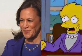 Os Simpsons: fãs dizem que show previu roupa de Kamala Harris em posse
