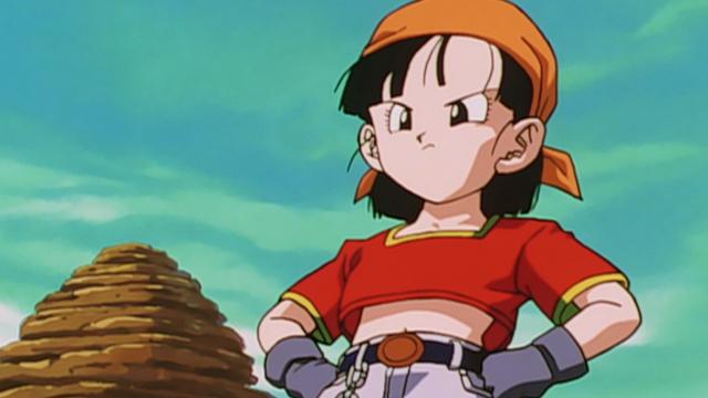 Pan-Dragon Ball