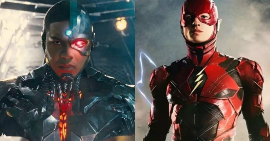Ray Fisher confirma que está fora de The Flash e volta a criticar executivo da DC