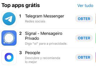 Signal-App Store