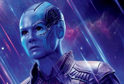 Thor 4: Karen Gillan corta o cabelo para viver Nebulosa no filme