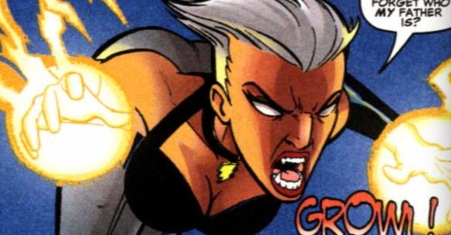 Torrent: conheça a filha de Wolverine e Tempestade nos quadrinhos