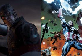 Vídeo compara cenas da Fase 3 do Universo Marvel com os quadrinhos