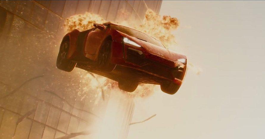 Velozes e Furiosos 7: como a cena do superesportivo 'pulando' prédios foi gravada