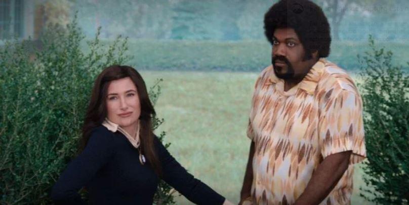 WandaVision-Agnes e Herb