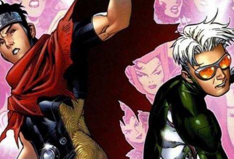 Wiccano e Célere: quem são os filhos da Feiticeira Escarlate nos quadrinhos